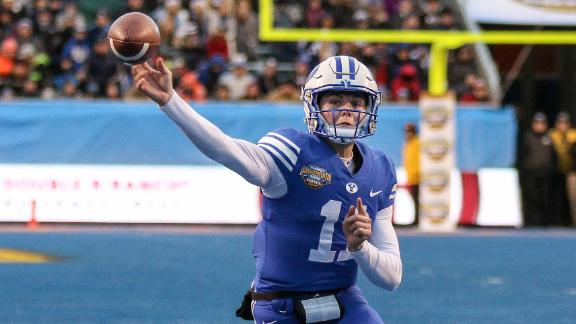 Zach Wilson's BYU highlights show a star QB in the making