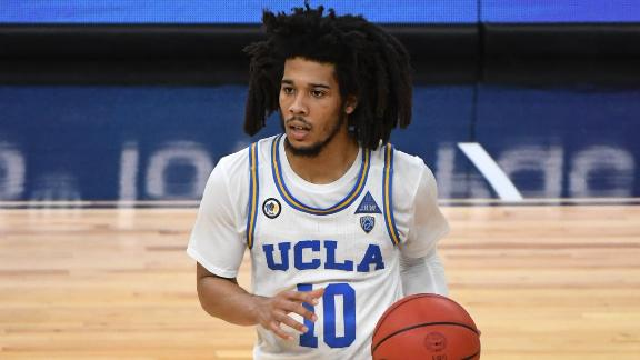 Lunardi: UCLA's road ends in First Four