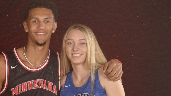 The story behind the friendship of Paige Bueckers and Jalen Suggs