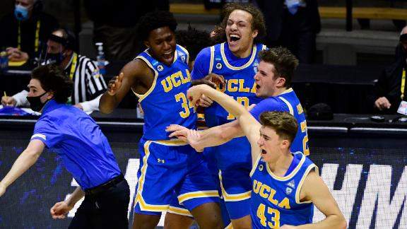 UCLA Faces Off with BYU in First Round of NCAA Tournament