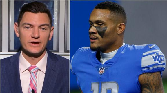 Fowler: Golladay deal with Giants a 'pure shock' to rest of league