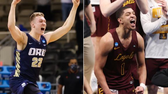 What makes Oral Roberts and Loyola Chicago so special?