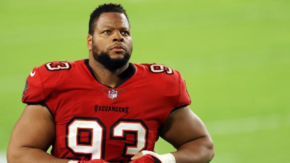 Will the Bucs repeat as Super Bowl champs after re-signing Suh?