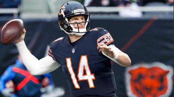 Does signing Andy Dalton mean the Bears are out on Russell Wilson?