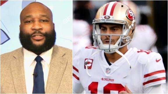 What does 49ers trade mean for Jimmy Garoppolo?