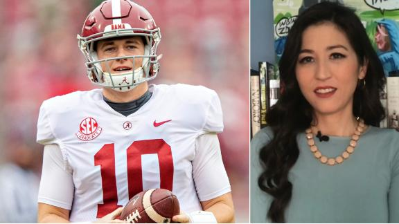 Why Mina Kimes would and wouldn't be surprised if the 49ers draft Mac Jones
