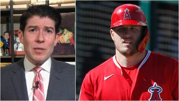 Passan marvels over Trout's decade-long run atop MLB's best