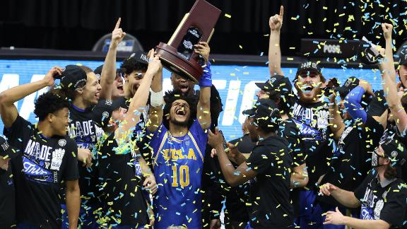 First Four to Final Four: UCLA takes down Michigan in Elite Eight thriller