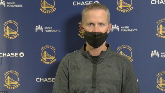 Kerr has few words after Warriors' 'humiliating' 53-point loss