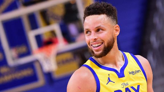 Curry drops 41 in Warriors' much-needed win