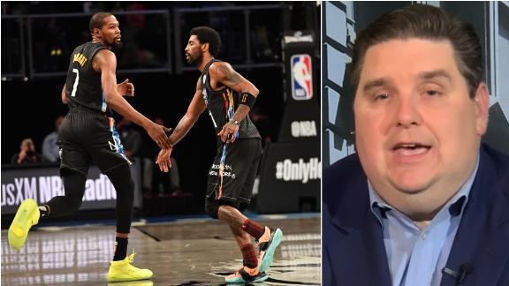 Why Windhorst isn't concerned about the Nets' defense