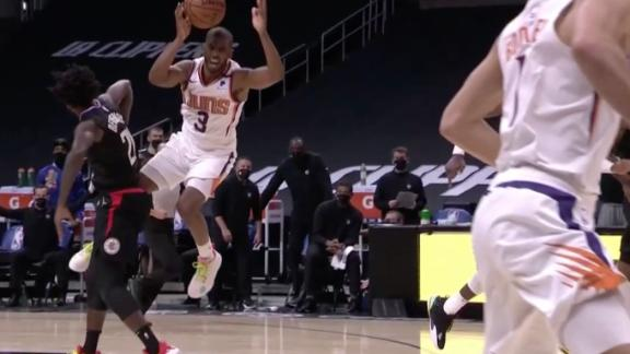 George scores 33 points, Clippers snap Suns winning streak