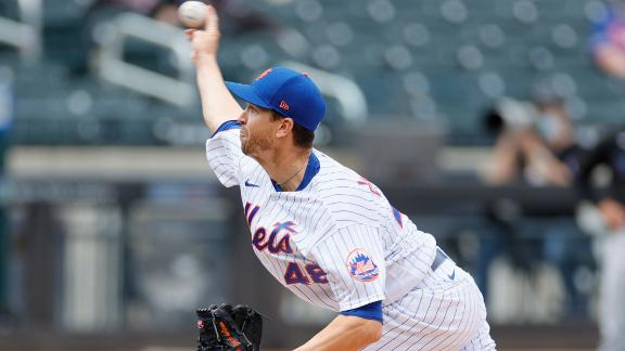 deGrom ties his career high of 14 K's for the 4th time