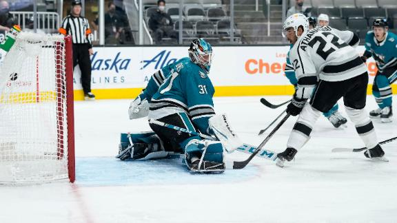 Kings never look back after Athanasiou's goal