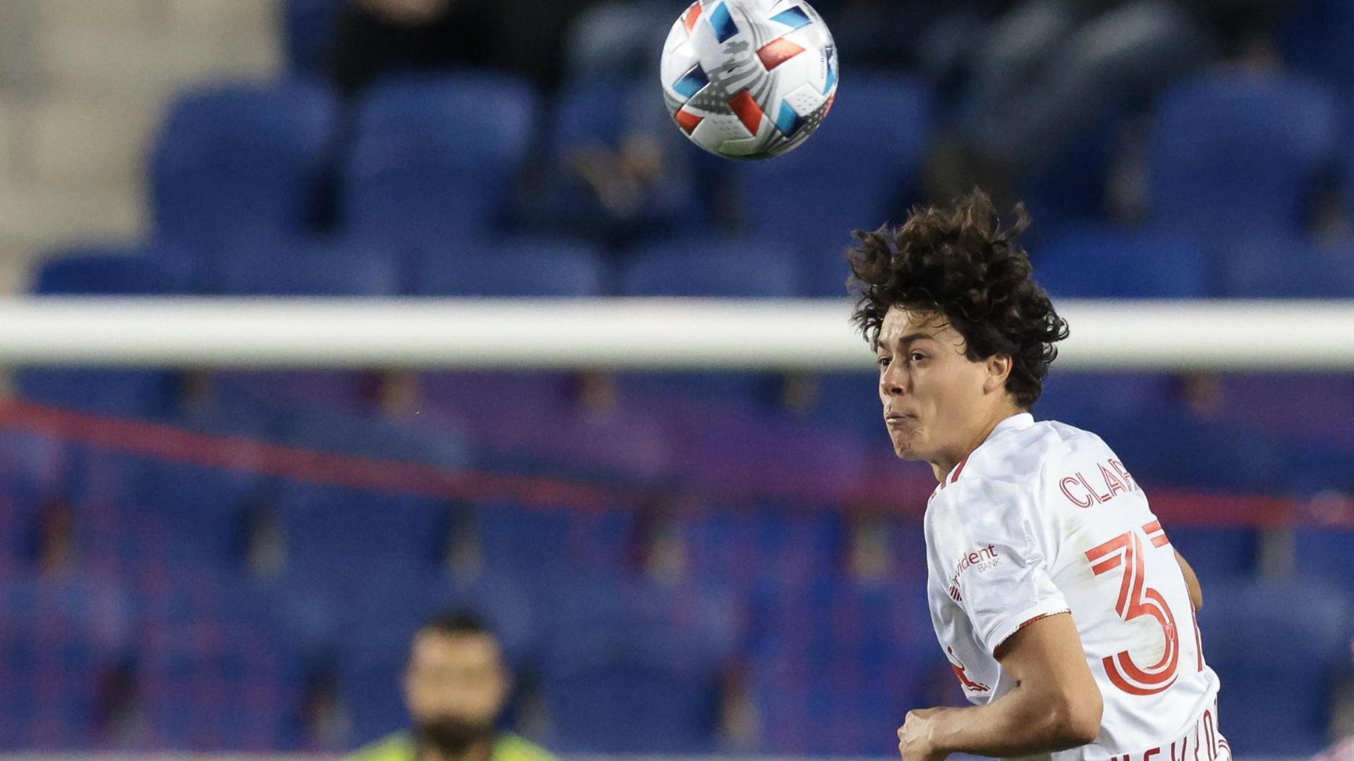 17-year-old Caden Clark scores another amazing goal for NY Red Bulls