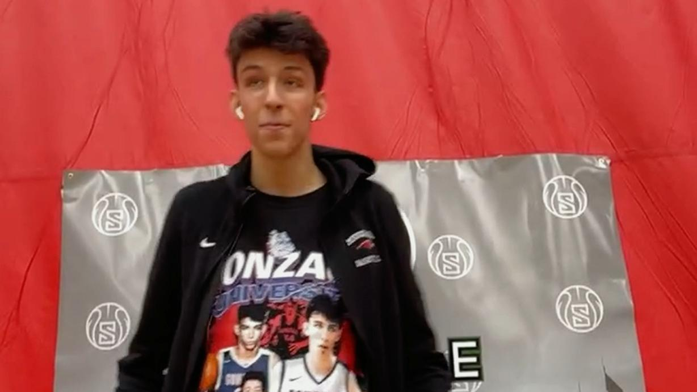 No. 1 basketball recruit Chet Holmgren reveals his college choice