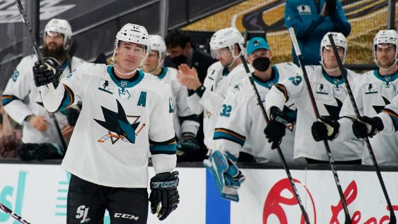 Marleau honored for setting NHL's games played record