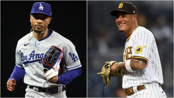 National League reigns supreme in latest MLB power rankings