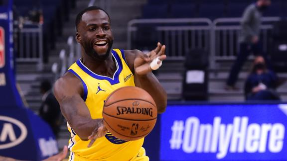 Draymond puts on a passing clinic, racks up 19 assists in win