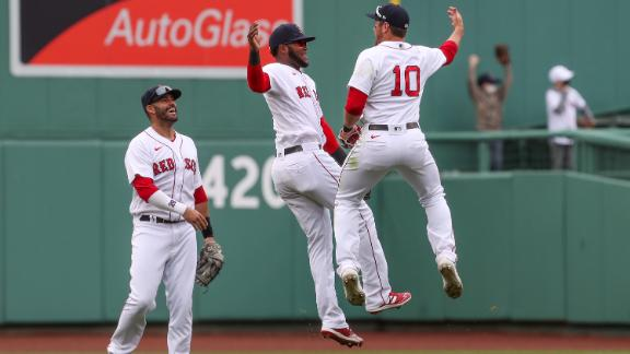 Where are Red Sox in power ranks after scorching hot start?