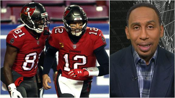Stephen A.: Bucs re-signing AB shows commitment to Brady