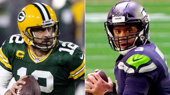 Could an Aaron Rodgers for Russell Wilson swap happen?