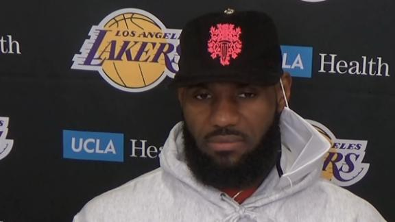 LeBron blasts play-in: 'Whoever came up with that s--- needs to be fired'