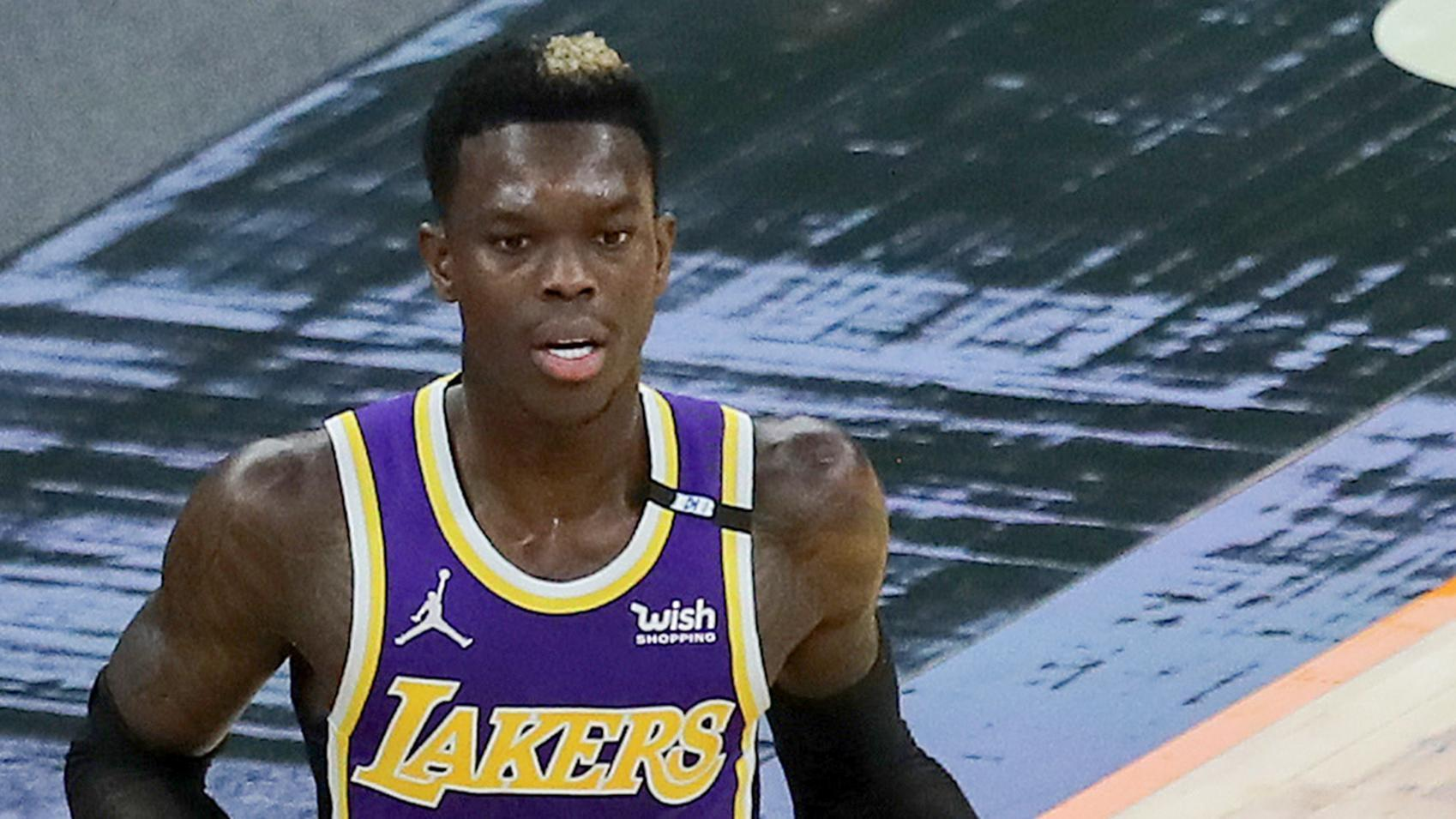 What does Schroder's absence mean for the Lakers?