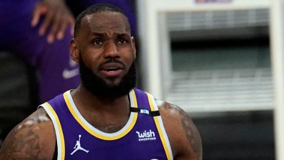 How concerned should the Lakers be about LeBron's injury?