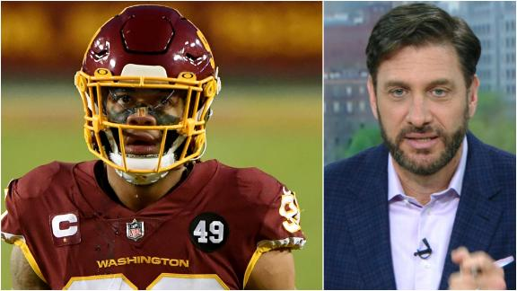 Greeny has a bold prediction on who can win the NFC East