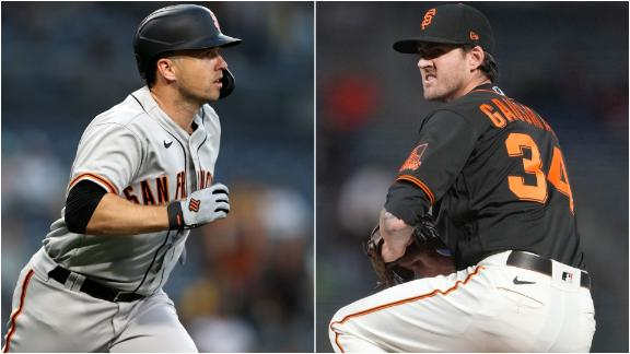 Why the Giants are Mendoza's surprise team