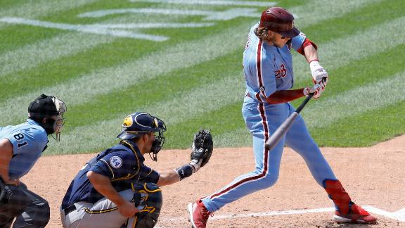 Bohm's solo dinger powers Phillies' win