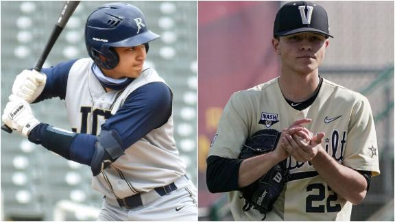 Who should the Pirates take with the top pick in the MLB draft?