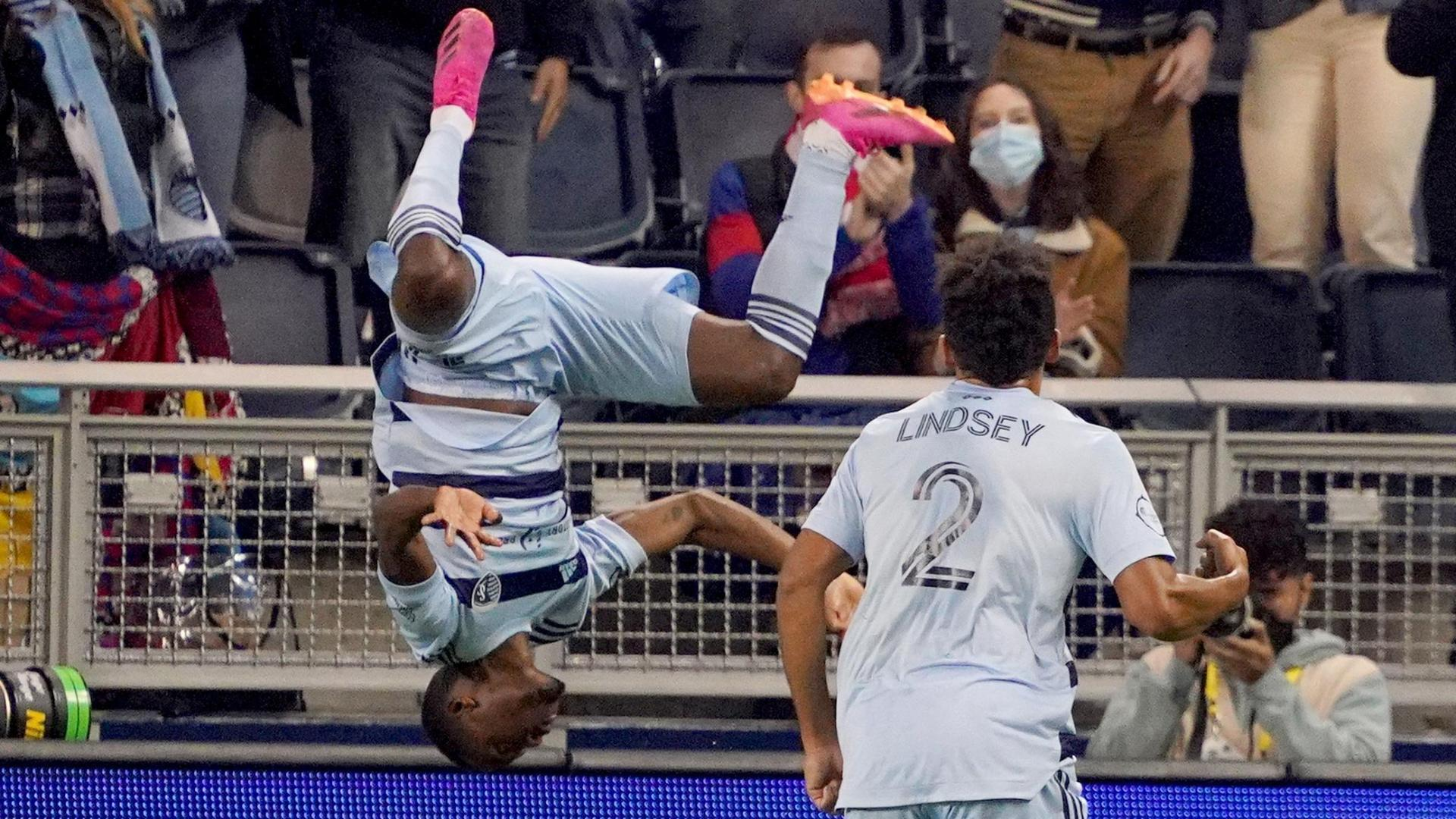 Sporting Kansas City completes comeback and beats Austin FC