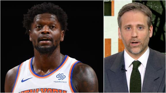 Is the Knicks' season a failure without a playoff series win?