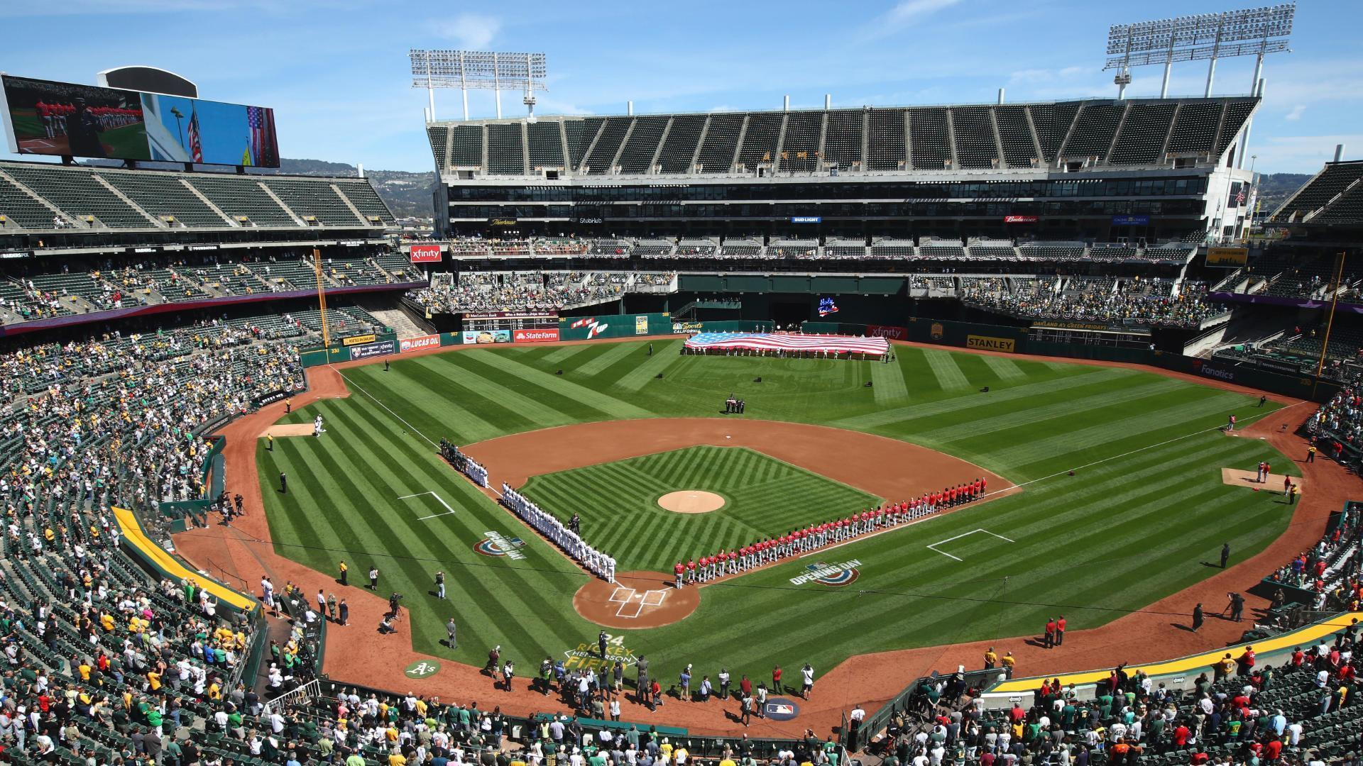 Oakland A's to start looking at other cities for relocation