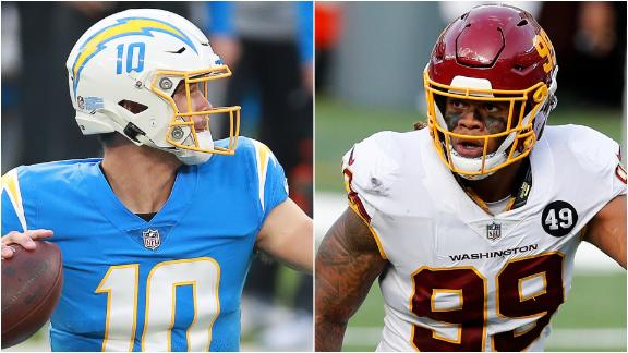 Which Week 1 NFL matchup is the most intriguing?