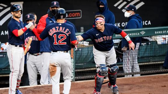 Where are Red Sox in power rankings as their hot start continues?