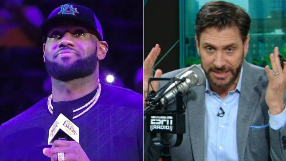 Greeny sounds off on load management in the NBA