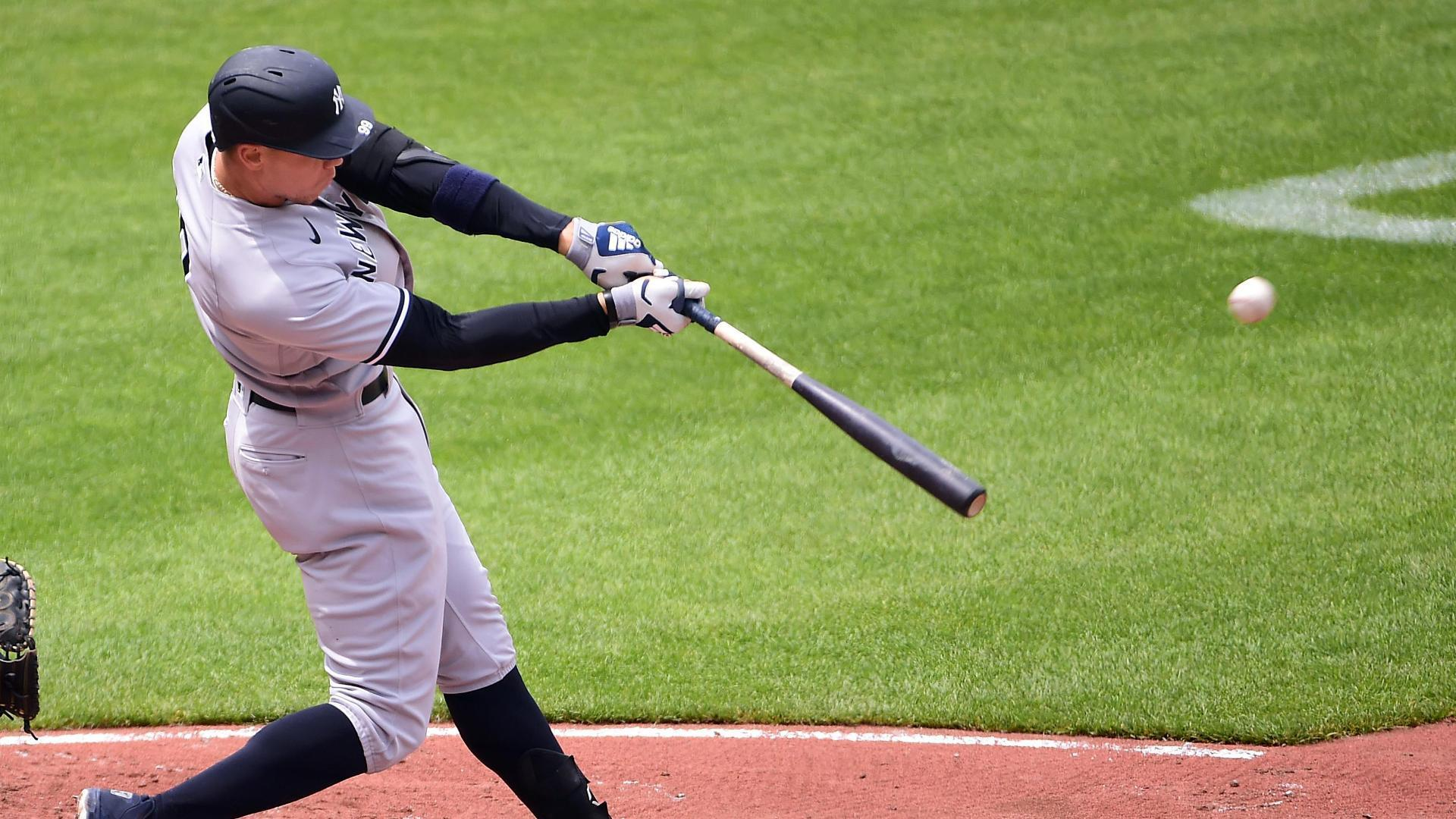 Verdict is in ... Judge hits another home run vs. the O's