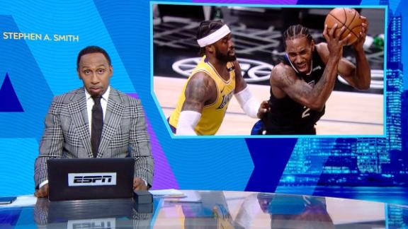 Stephen A.: The Clippers should be ashamed of themselves