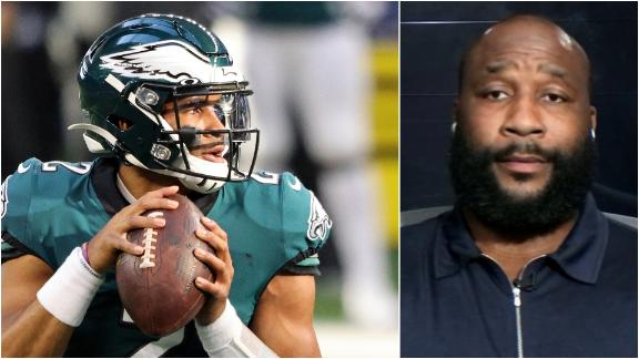 Spears: Hurts needs to prove his leadership to Eagles