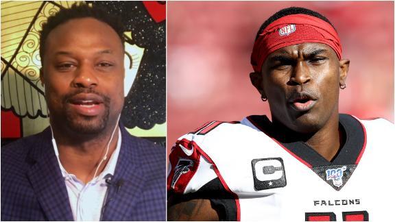 Would Julio Jones make the Ravens a legit SB contender?