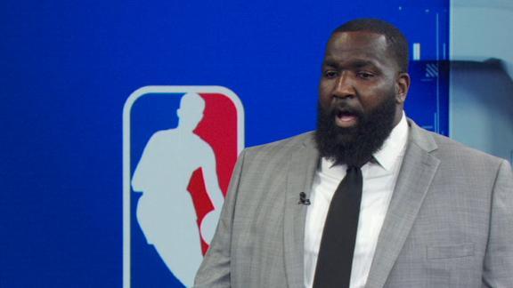 Perkins makes his 2021 NBA MVP pick