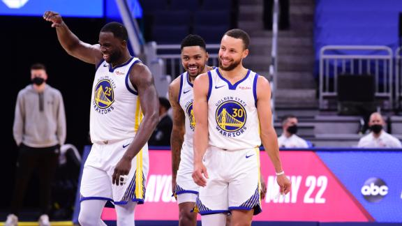 Did the Warriors have a successful season despite not making the playoffs?