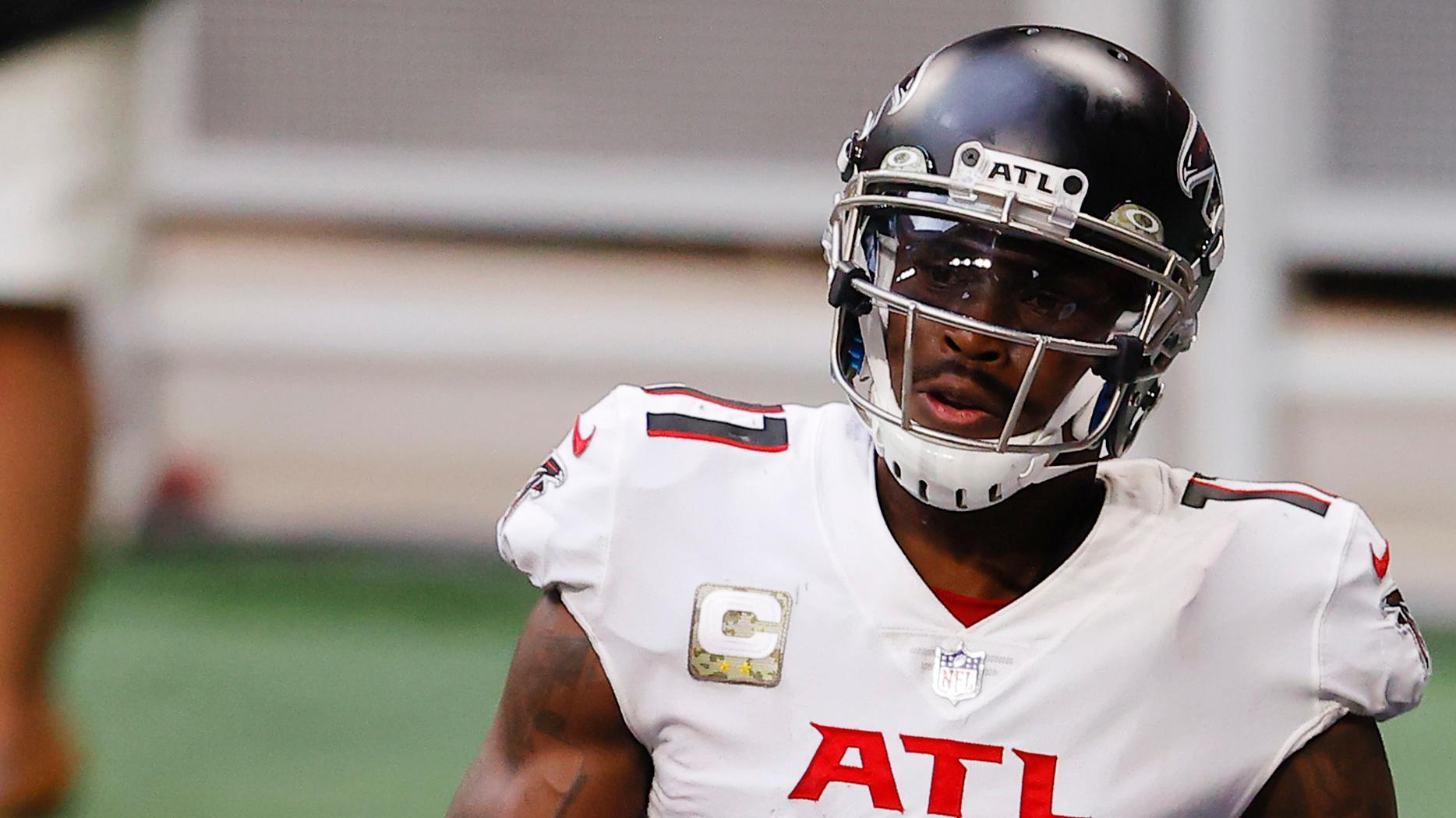 What adding Julio Jones would mean for the Patriots