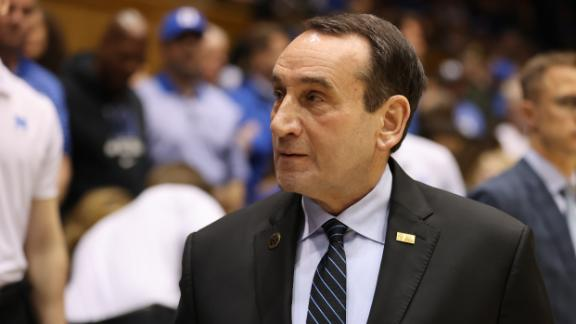 What does Coach K's retirement announcement mean for Duke, college basketball?