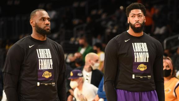 What do the Lakers need next season to succeed?
