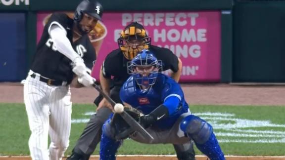 Leury Garcia's 2-run triple extends White Sox's lead