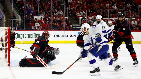 Brayden Point's highlight-reel goal sends Bolts to Stanley Cup semifinals